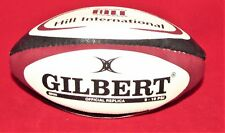 GILBERT MINI OFFICIAL REPLICA RUGBY BALL HILL INTERNATIONAL