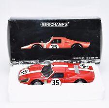Minichamps Porsche 904 GTS 24 H Le Mans 1964 Müller / Sage # 35, 1:18, OVP, K036