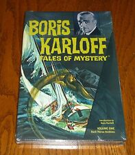 Boris Karloff Archives Volume 1, Sealed, Dark Horse Comics Hardcover Gold Key