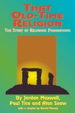That Old-Time Religion (Paperback or Softback)