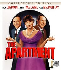 "Jack Lemmon ""The Apartment (1960)"" Collector Edition Comedy/Drama Blu-Ray (2011)"