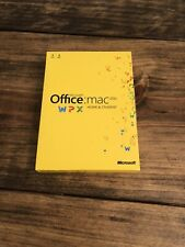 MICROSOFT Office Mac 2011 Home & Student 1 PC with Product Key