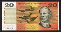 Australia R-403S. (1968) Phillips/Randall $20 - STAR Note.. Prefix ZXA.. gVF-EF