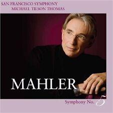Gustav Mahler - Mahler  Symphony No 5 [CD]