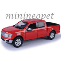 2009 Sand FORD F-150 HardTop 4Door Crew Cab Pick Up Truck Scale 1//64 NO BOX!