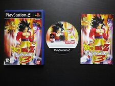 DRAGON BALL Z BUDOKAI 3 : JEU Sony PLAYSTATION 2 PS2 (Atari COMPLET envoi suivi)