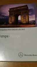 original Mercedes-Benz W212  Navigations DVD Comand APS 2012 Europa violett