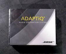 NEW Bose-Lifestyle ADAPTiQ 307702-001 Audio Calibration System Headphone v-class