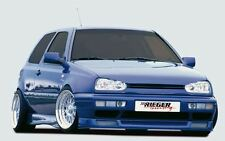 Rieger front spoiler labbro VW Golf 3