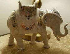 Lenox China Jewels Nativity Elephant