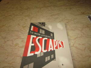 The Amazing Adventures Of The Escapist Volume 1