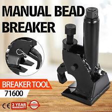 Manual Tire Bead Breaker 71600 Version Tractor Loosens