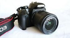 Canon EOS Rebel XS/1000D 10.1MP Digital SLR Camera w/ Case & Accessories 18-55mm