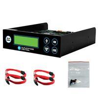 1 to 2-3-4-5 Target Controller for SATA Interface DVD & CD Duplicator Replicator
