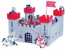 Papo Le Toy Van Wooden Set My 1st Castle TV256 256