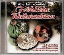 ALLE JAHRE WIEDER FRÖHLICHE WEIHNACHTEN - GALAXY RECORDS SAMPLER - CD - OVP
