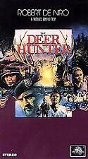 The Deer Hunter Vhs 2-Tape-Set Robert De Niro Christopher Walken 1978
