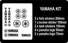 Yamaha Vinyl Sticker Set ANY COLOUR
