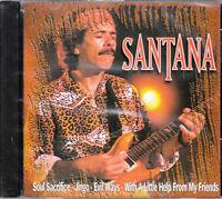 Objet de collection CD  Santana