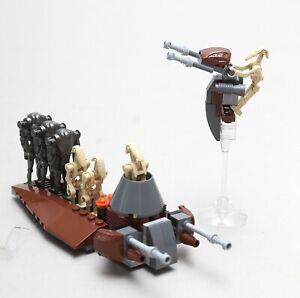 Lego Star Wars 7654 Droids Battle Pack mit Figuren Anleitung ohne OVP #1919