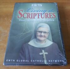 Living the Scriptures: Classic Talks by Mother Angelica (DVD, 4-Disc) EWTN NEW
