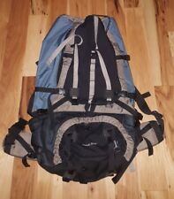 REI Backpack Huge TRAVERSE GREAT STAR Hiking camping pack Green EXCELLENT