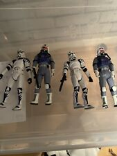 Star Wars Arc 170 Elite Squad Clone Troopers (including R2 Unit)