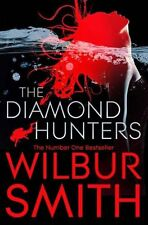 The Diamond Hunters (Reissue),Wilbur Smith