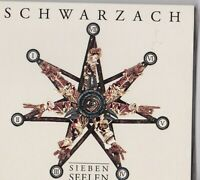 "CD - SCHWARZACH - SIEBEN SEELEN ( BLACK METAL )  "" NEU in OVP VERSCHWEISST #R50#"