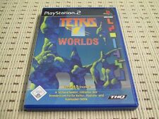 Tetris Worlds für Playstation 2 PS2 PS 2 *OVP*