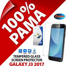 Pama Protection Écran en Verre Trempé Protège Film pour Samsung Galaxie J3 2017