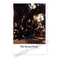 The Secret Circle Cast - Britt Robertson, T. Dekker, P. Tonkin - Autogramm [1] 