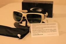 100% New Authentic Oakley Sunglasses MPH Big Taco Cream w/ Grey lenses