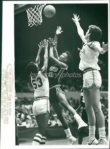 1984 Tina Hutchinson San Diego State Womens Basketball Orig News Service Photo