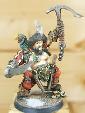 FINECAST WARHAMMER OGRE OGORS MANEATER PIRATE WELL PAINTED (290)