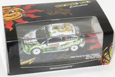 1/43 Ford Focus RS WRC Stobart  Wales Rally GB 2008  V.Rossi
