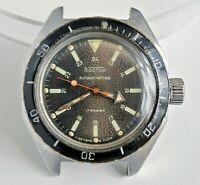 ☭ VOSTOK AMPHIBIA DIVER MILITARY ANTIMAGNETIC Russian Soviet Vintage watch VGC