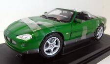 Ertl 1/18 Scale Diecast - 33850 007 James Bond Jaguar XKR Roadster DAD