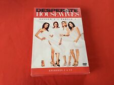 DESPERATE HOUSEWIVES SEASON 1 PART 1 FILM DVD VIDEO PAL VF NEW BLISTER PACK
