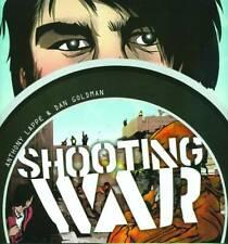 Shooting War Hardcover GN Anthony Lappe Dan Goldman OOP Sealed HC New NM