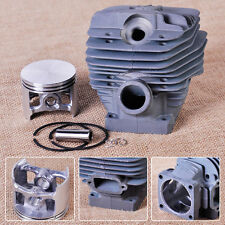 54mm Metal Big Bore Cylinder Piston Block Kit fit for Stihl 066 MS660 Chainsaw