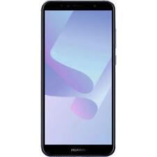 Huawei Y6 (2018) Smartphone DUAL SIM 14,5 cm/5,7 Zoll 16GB 13MP NEU OVP Blue