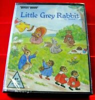 Alison Uttley Little Grey Rabbit Stories 2-Tape Audio NEW SEALED Nanette Newman