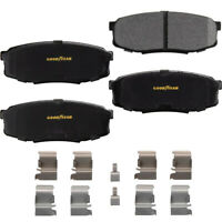 Goodyear Brakes GYD1304 Truck and SUV Carbon Ceramic Rear Disc Brake Pads Set