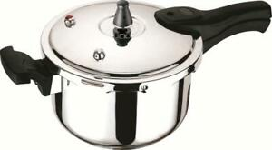 7L Stainless Steel Pressure Cooker Suitable For Induction Hob For Families