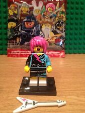 LEGO SERIES 7 ROCKER GIRL MINT CONDITION