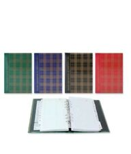 Executive Directory, Telephone And Address Book Padded A-Z Index Filofax Check