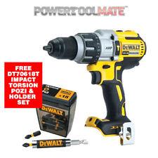 Dewalt DCD996N 18V XR 3-Speed Brushless Combi Drill Body Only c/w Free bits