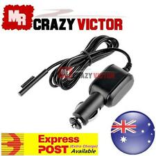 Car Charger DC Adapter for Microsoft Surface Pro 4 Core M3 1735 Windows Tablet