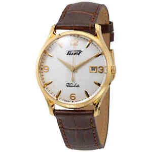 Tissot Heritage Visodate Quartz Silver Dial Men's Watch T118.410.36.277.00